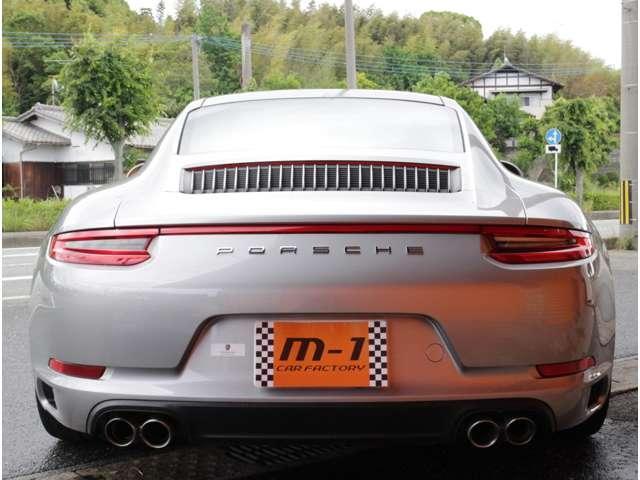 911カレラS スポクロP正規D車後期型MT7速(5枚目)