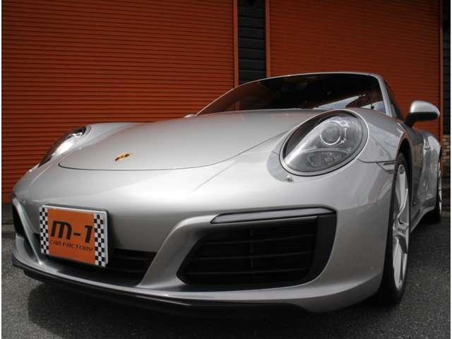 911カレラS スポクロP正規D車後期型MT7速(9枚目)