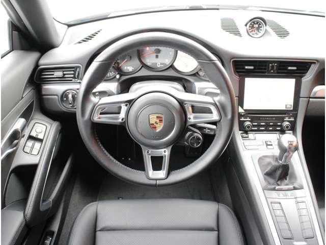 911カレラS スポクロP正規D車後期型MT7速(13枚目)