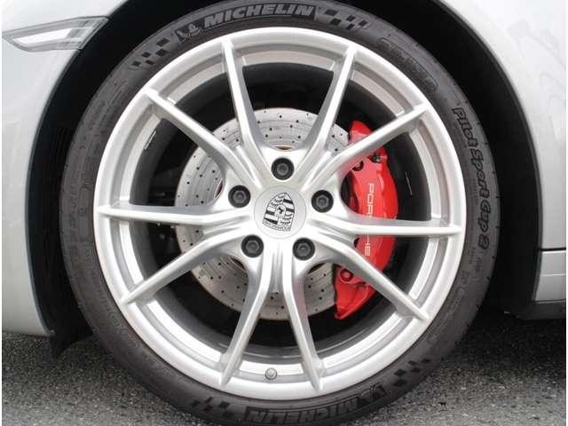 911カレラS スポクロP正規D車後期型MT7速(20枚目)