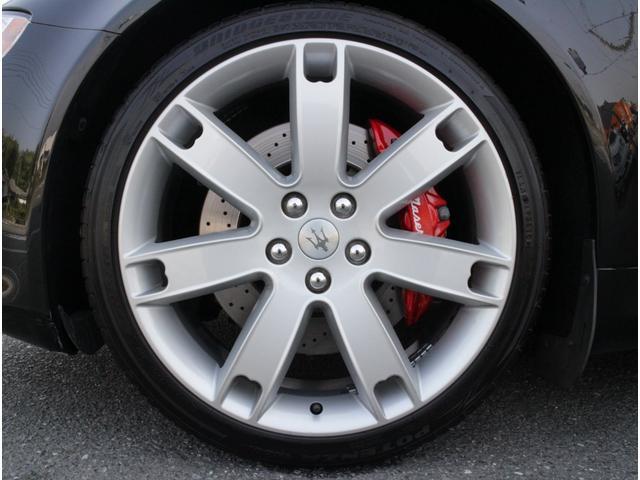 S4.7V8D車左H赤革SSRHDDナビ後期型OP20AW(20枚目)