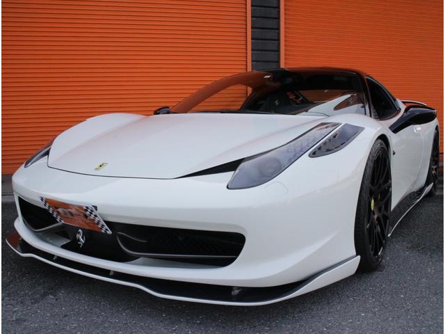 「フェラーリ」「フェラーリ 458イタリア」「クーペ」「福岡県」の中古車25