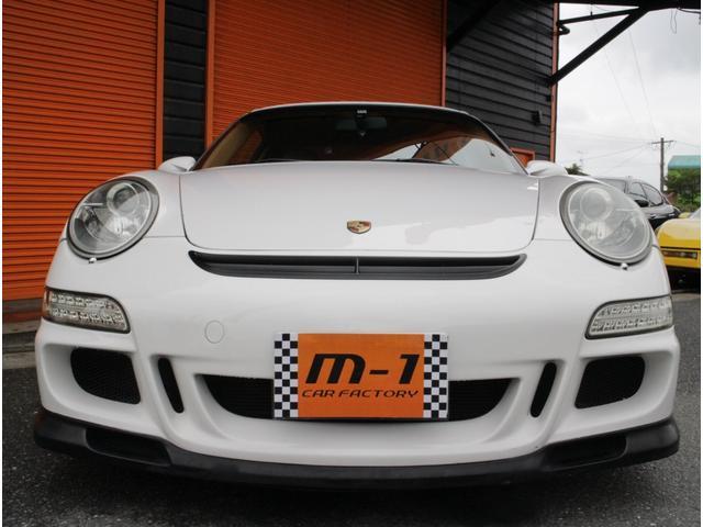 911カレラS TipSスポーツクロノPG正規D車GT3仕様(2枚目)