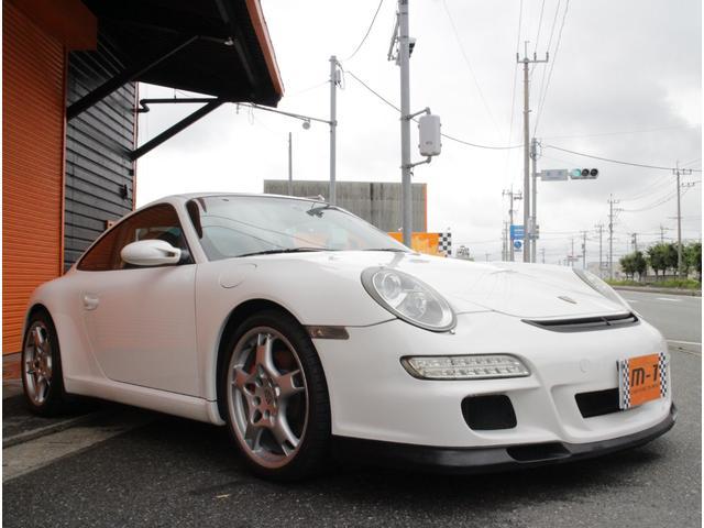 911カレラS TipSスポーツクロノPG正規D車GT3仕様(3枚目)