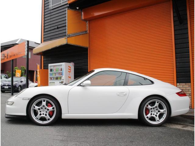 911カレラS TipSスポーツクロノPG正規D車GT3仕様(6枚目)
