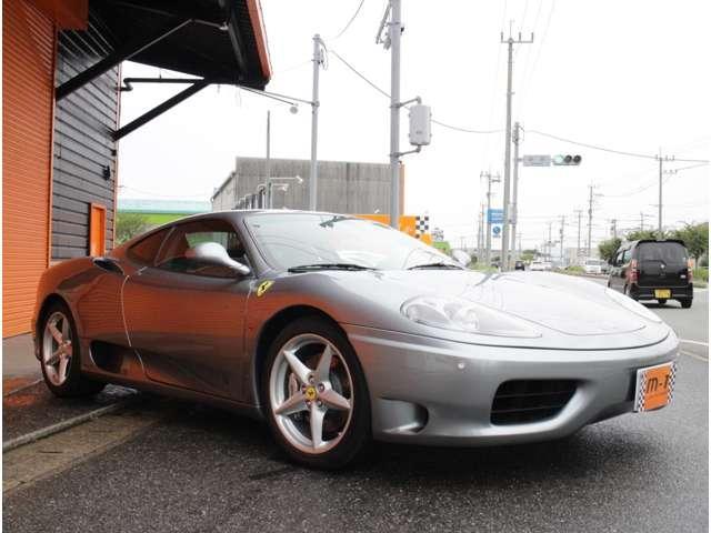 「フェラーリ」「フェラーリ 360」「クーペ」「福岡県」の中古車3