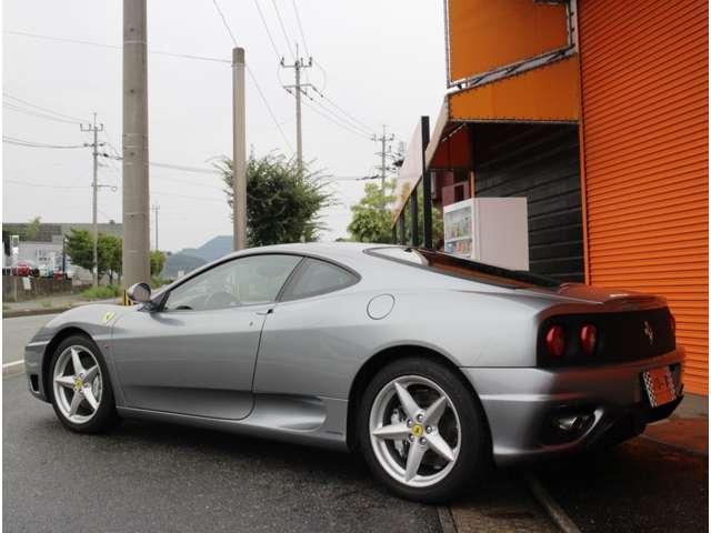 「フェラーリ」「フェラーリ 360」「クーペ」「福岡県」の中古車4