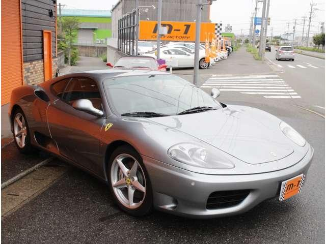 「フェラーリ」「フェラーリ 360」「クーペ」「福岡県」の中古車9