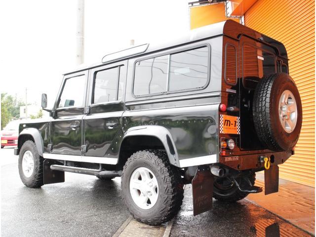 110SE ディーゼルTB4WD正規D車右H1オーナー後期型(4枚目)