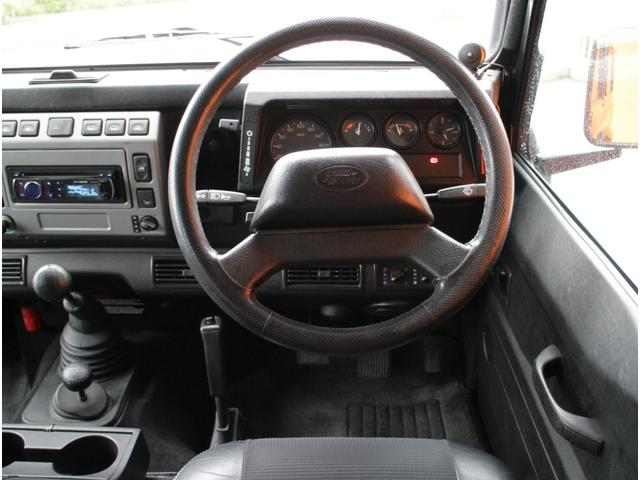 110SE ディーゼルTB4WD正規D車右H1オーナー後期型(14枚目)