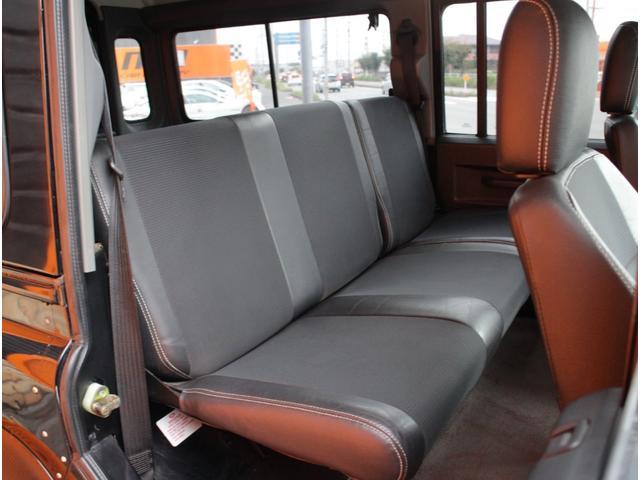 110SE ディーゼルTB4WD正規D車右H1オーナー後期型(19枚目)