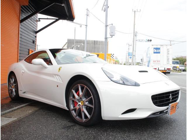 「フェラーリ」「フェラーリ カリフォルニア」「オープンカー」「福岡県」の中古車3