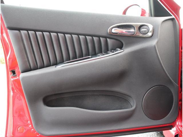 GTA 正規D車F6速黒革Sエアロ車高調マフラー付(12枚目)