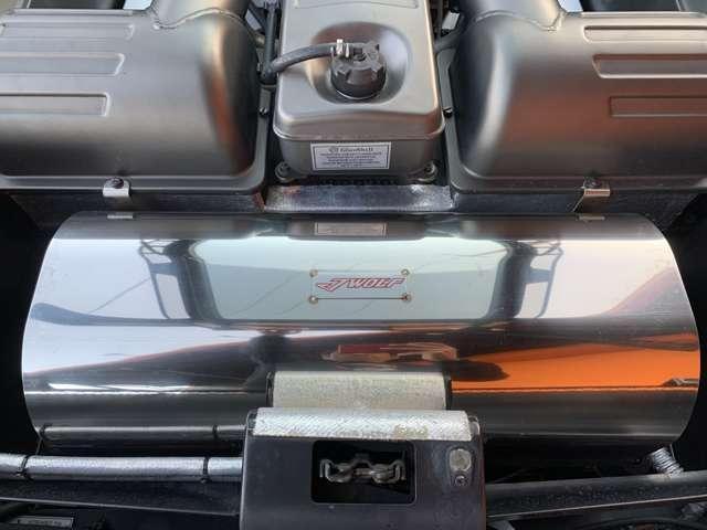 F1正規D車HAMANNエアロJ-WOLF可変鍛造AW(17枚目)