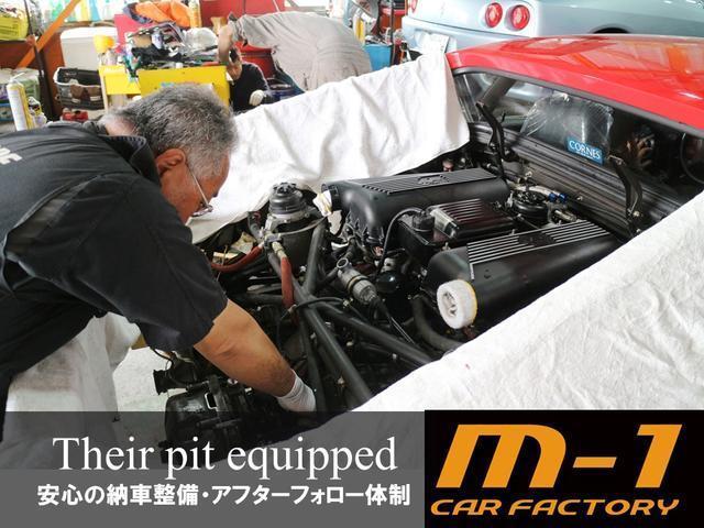 エンジンオイル・オートマオイル・デフオイル・ブレーキオイル4油脂はBp製・モチュール製の油脂で交換必須条件です!その他に専用テスターによる車輌診断後交換必要部品・不具合箇所は全て交換・整備施工致します