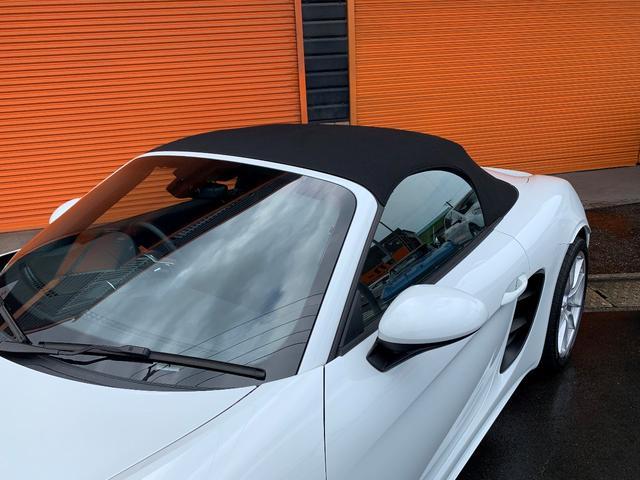 718ボクスターS PDK スポーツクロノPKG・正規ディーラー車・ポルシェエントリー&ドライブ・カレラ20インチAW・電動OP・純正ナビTV・Bカメラ・シートヒーター・カラークレストセンターキャップ・レッドキャリパー(19枚目)