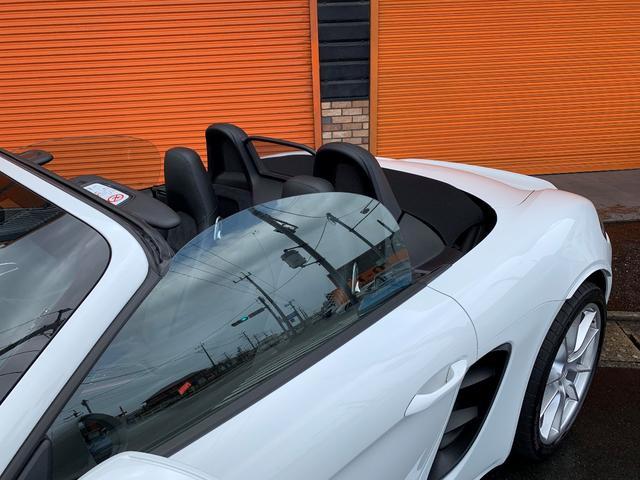 718ボクスターS PDK スポーツクロノPKG・正規ディーラー車・ポルシェエントリー&ドライブ・カレラ20インチAW・電動OP・純正ナビTV・Bカメラ・シートヒーター・カラークレストセンターキャップ・レッドキャリパー(22枚目)