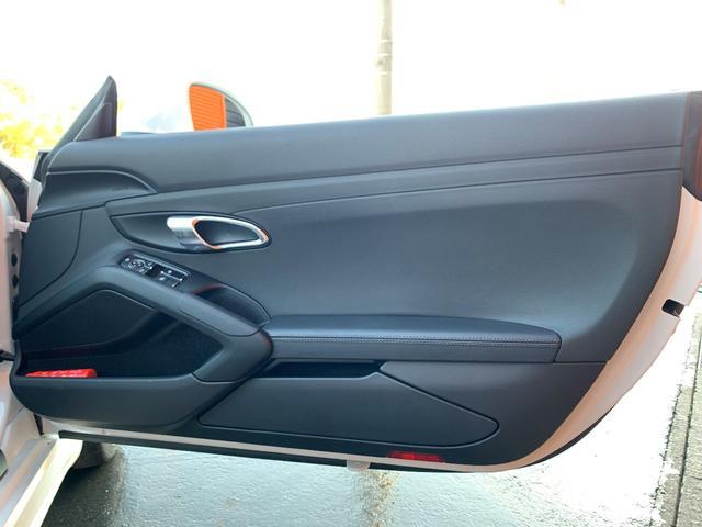 718ボクスターS PDK スポーツクロノPKG・正規ディーラー車・ポルシェエントリー&ドライブ・カレラ20インチAW・電動OP・純正ナビTV・Bカメラ・シートヒーター・カラークレストセンターキャップ・レッドキャリパー(32枚目)
