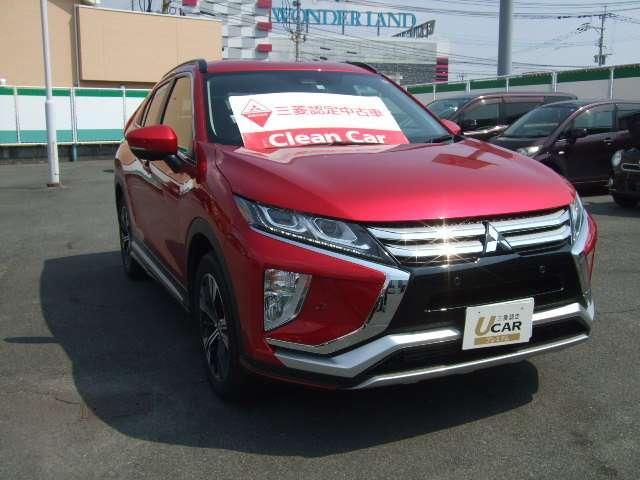 「三菱」「エクリプスクロス」「SUV・クロカン」「福岡県」の中古車3