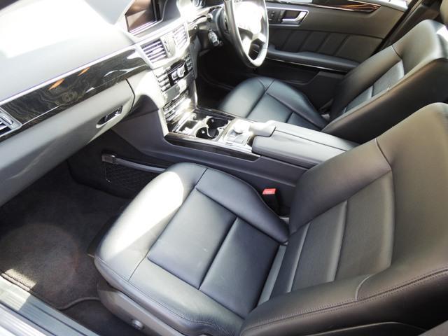 メルセデス・ベンツ M・ベンツ E350 ブルーテック アバンギャルド 本革シート