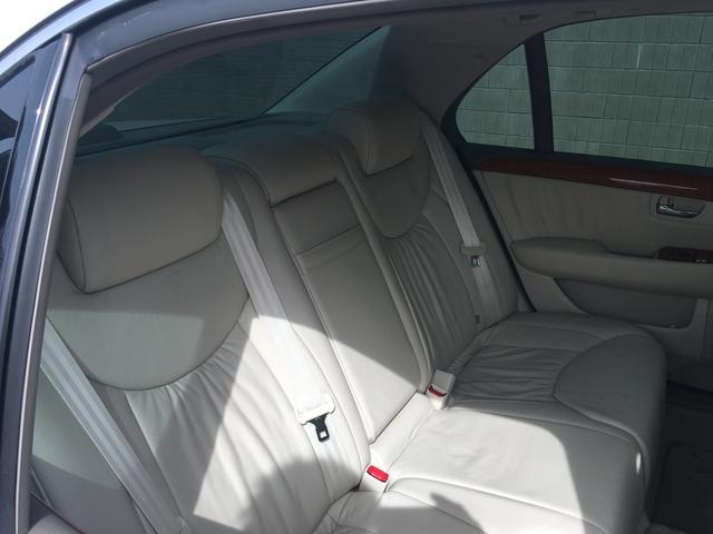 トヨタ セルシオ B仕様 eRバージョン 本革シート ETC HID