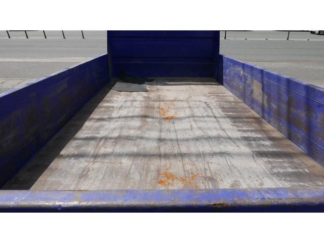 三菱ふそう キャンター 3トン全低床ダンプ