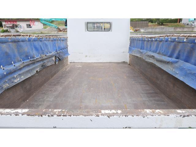 3トン低床強化ダンプ Dターボ(8枚目)