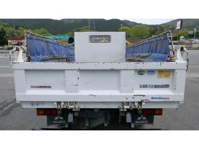 3トン低床強化ダンプ Dターボ(9枚目)