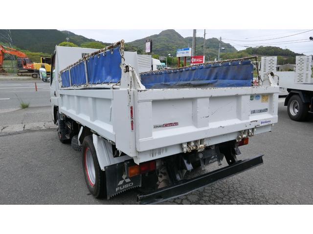3トン低床強化ダンプ Dターボ(10枚目)