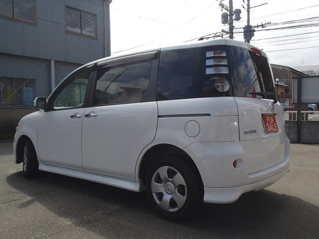 トヨタ シエンタ X Sエディション  エアロ ナビ バックカメラ キーレス
