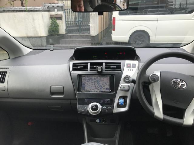「トヨタ」「プリウスα」「ミニバン・ワンボックス」「福岡県」の中古車10