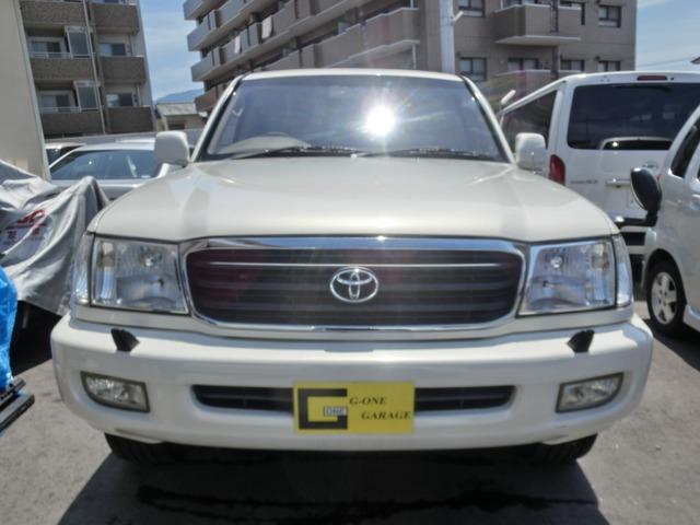「トヨタ」「ランドクルーザー100」「SUV・クロカン」「福岡県」の中古車2