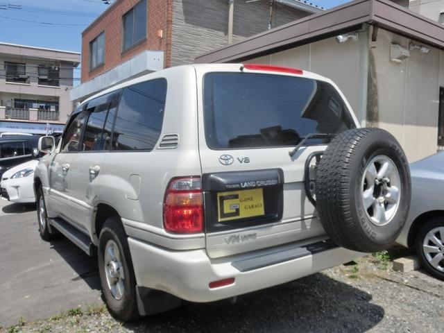 「トヨタ」「ランドクルーザー100」「SUV・クロカン」「福岡県」の中古車6