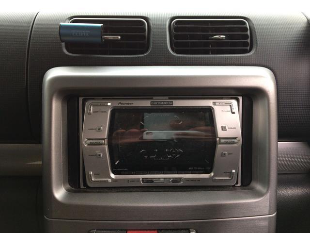 ダイハツ ムーヴコンテ カスタム RS タイミングチェーン ターボ HIDライト