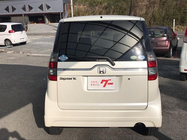 「ホンダ」「ゼストスパーク」「コンパクトカー」「福岡県」の中古車6