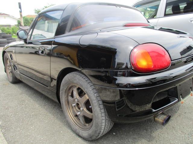 「スズキ」「カプチーノ」「オープンカー」「福岡県」の中古車6