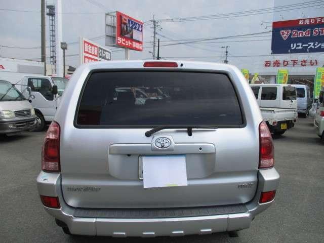 「トヨタ」「ハイラックスサーフ」「SUV・クロカン」「福岡県」の中古車2