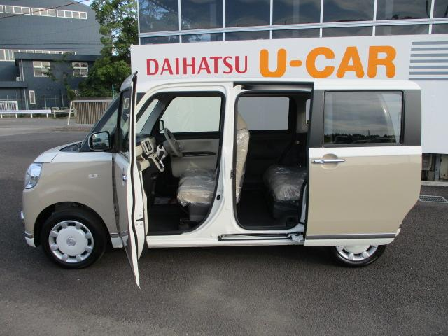 「ダイハツ」「ムーヴキャンバス」「コンパクトカー」「大分県」の中古車4