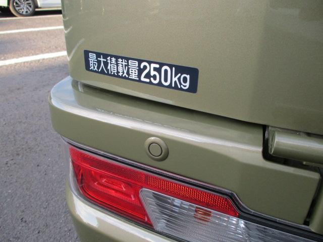 デッキバンG SAIII 2WD AT車(22枚目)