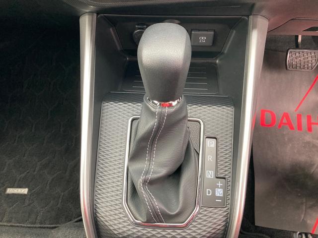 G ターボ車 シートヒーター(11枚目)