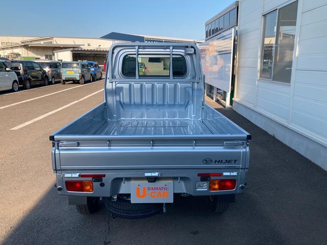 スタンダード 農用スペシャルSAIIIt 4WD MT車 荷台作業灯(7枚目)