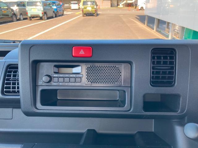 スタンダード 農用スペシャルSAIIIt 4WD MT車 荷台作業灯(10枚目)