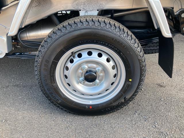スタンダード 農用スペシャルSAIIIt 4WD MT車 荷台作業灯(20枚目)