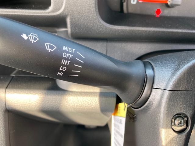 スタンダード 農用スペシャルSA3t 4WD 5速マニュアル 4枚リーフスプリング 荷台作業灯 スマートアシスト付き(25枚目)