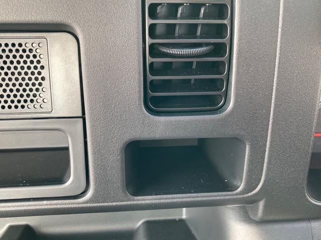 スタンダード 農用スペシャルSA3t 4WD 5速マニュアル 4枚リーフスプリング 荷台作業灯 スマートアシスト付き(27枚目)