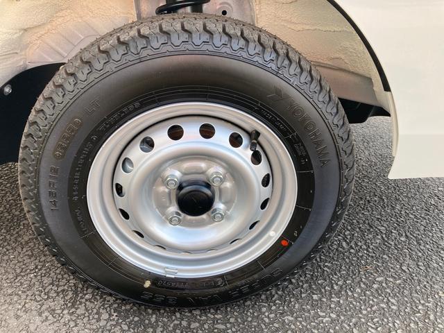 スタンダード 農用スペシャルSA3t 4WD 5速マニュアル 4枚リーフスプリング 荷台作業灯 スマートアシスト付き(36枚目)