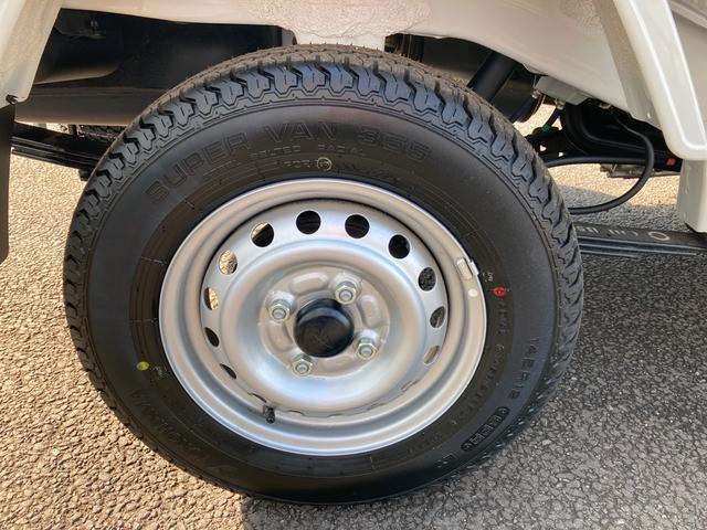 スタンダード 農用スペシャルSA3t 4WD 5速マニュアル 4枚リーフスプリング 荷台作業灯 スマートアシスト付き(37枚目)