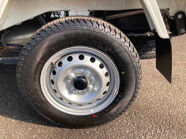 スタンダード 農用スペシャルSA3t 4WD 5速マニュアル 4枚リーフスプリング 荷台作業灯 スマートアシスト付き(38枚目)