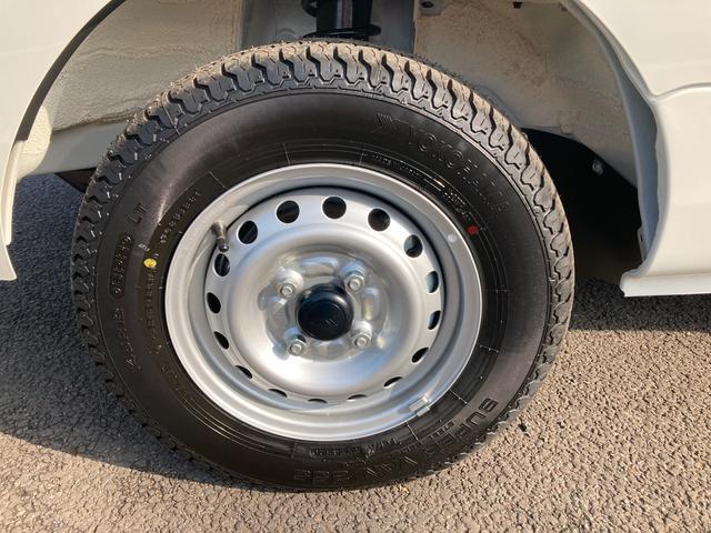 スタンダード 農用スペシャルSA3t 4WD 5速マニュアル 4枚リーフスプリング 荷台作業灯 スマートアシスト付き(39枚目)