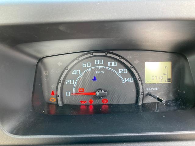 スタンダード 農用スペシャルSA3t スマートアシスト付き 4WD 5速マニュアル 三方開 荷台ランプ 4枚リーフスプリング Hi-Lo切り替え デフロック(18枚目)